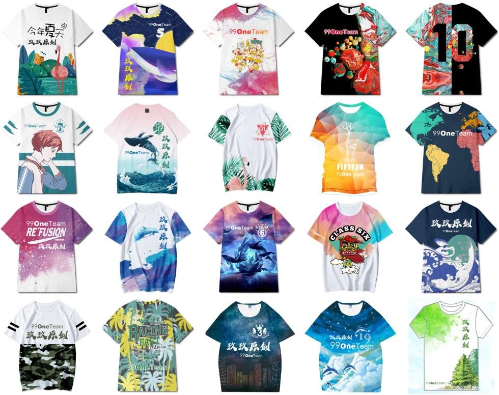 好看衣服訂製-衣服廠商推薦-免費設計衣服